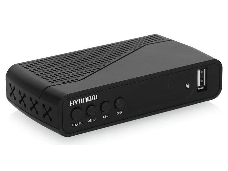 Hyundai H-DVB160 Black