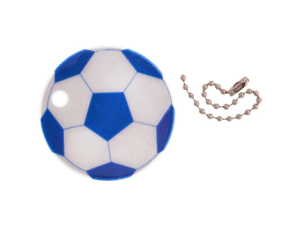 Светоотражатель Мульти-пульти Футбольный мяч 50x50mm СП_21711