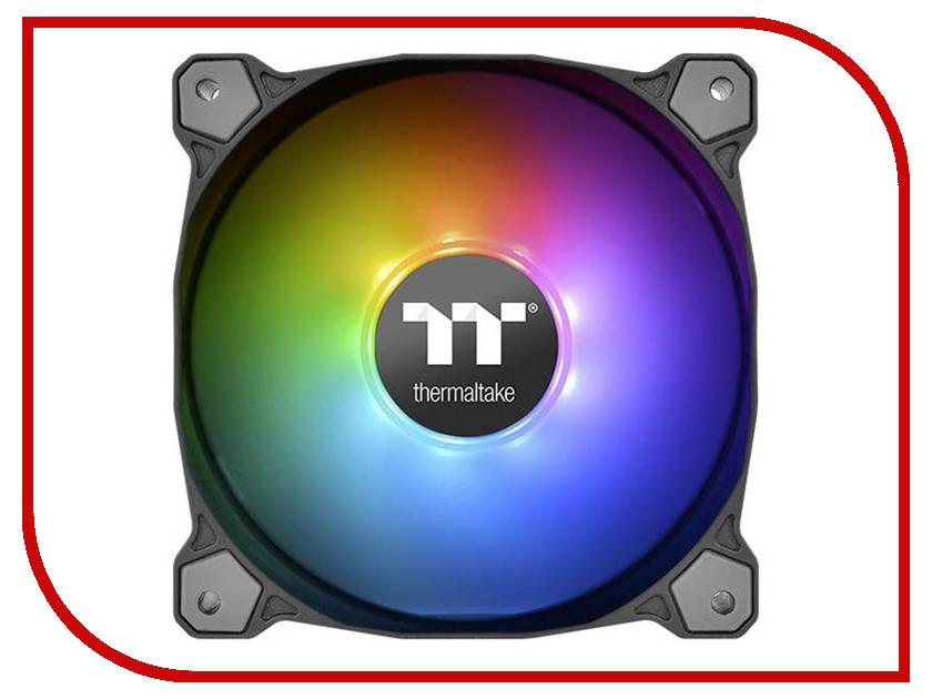 Вентилятор Thermaltake Fan TT Premium Pure Plus 14 RGB PWM 3 Pack CL-F064-PL14SW-A tt thermaltake luna усиление несущей жидкости демпфер futaba дугообразного вентилятор отключение технологии 12см красного корпуса вентилятора