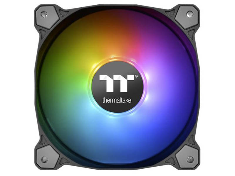 Вентилятор Thermaltake Fan TT Premium Pure Plus 14 RGB PWM 3 Pack CL-F064-PL14SW-A вентилятор thermaltake riing 14 140x140x25 3pin 22 1 28 1db yellow lnc cl f039 pl14yl a