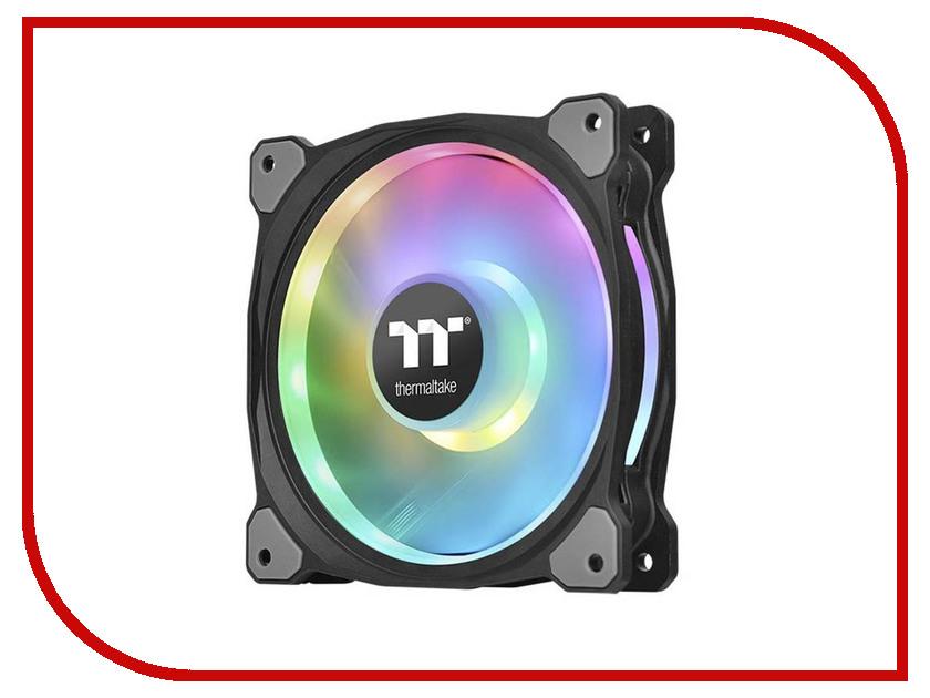 Вентилятор Thermaltake Fan TT Premium Riing Duo 14 RGB PWM 3 Pack CL-F078-PL14SW-A контроллер thermaltake fan f6 rgb ac 024 bn1nan a1
