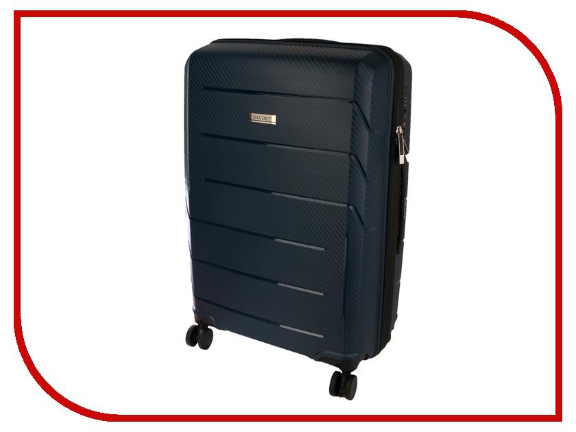 Чемодан Baudet BHL0714811 70cm Blue чемодан thule subterra luggage 70cm 28 tsr 375 т синий