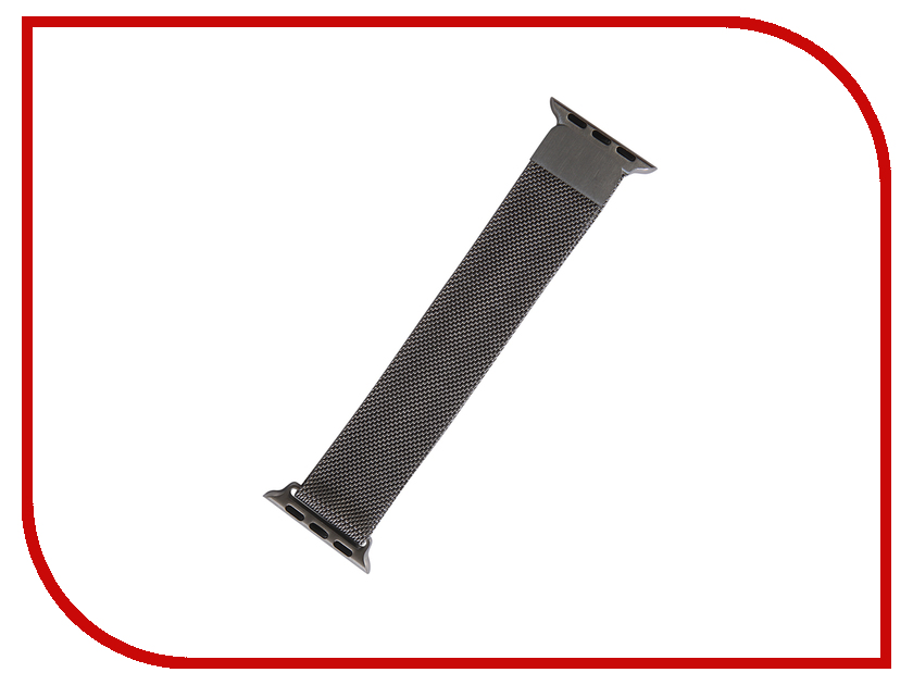 Аксессуар Ремешок Innovation Milan Loop для APPLE Watch 38/40 Silver 14253 ремешок apple sport loop для watch 38 мм темно синий
