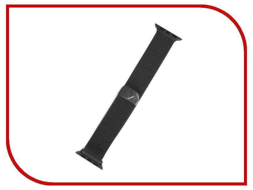 Аксессуар Ремешок Innovation Milan Loop для APPLE Watch 38/40 Graphite 14254 ремешок apple sport loop для watch 38 мм желтый неон