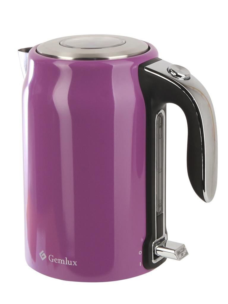 Чайник Gemlux GL-EK-772V чайник электрический gemlux gl ek 605g 1 7 л