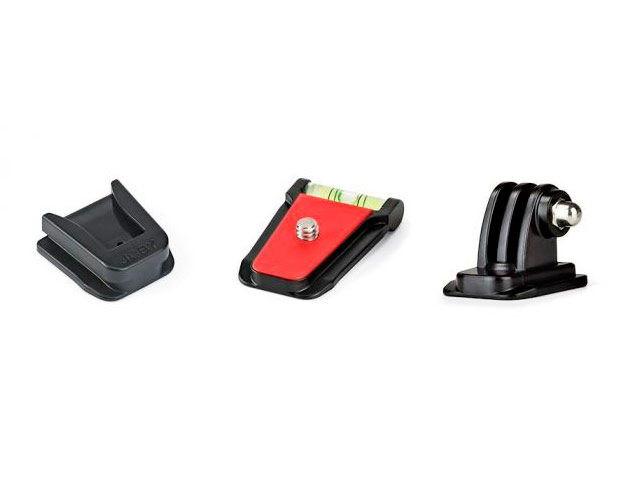 Площадка Joby QR Plate Pack 3K Black JB01554-0WW mgcool explorer es 3k action camera black