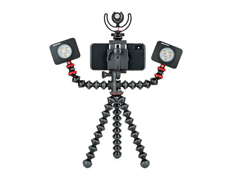 Фото - Штатив Joby GorillaPod Mobile Rig JB01533-BWW mobile phone bags & cases uag 111096119393 xr case bag