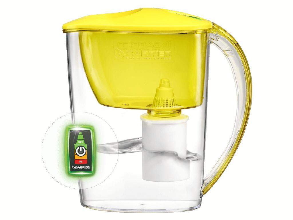 Фильтр для воды Барьер Фит Опти-Лайт Bracing Lemon