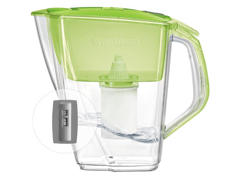 Фильтр для воды Барьер Прайм Green Apple
