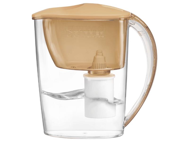 Фильтр для воды Барьер Тренд Caramel Cappuccino
