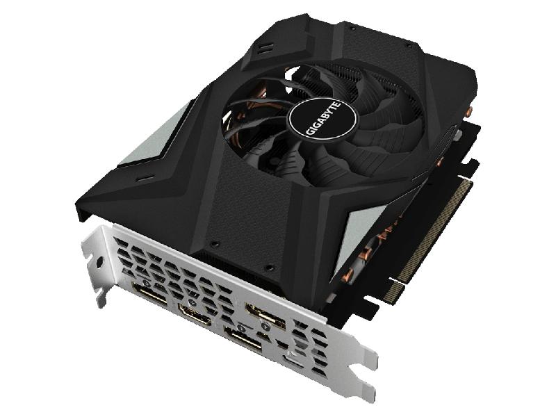 Видеокарта GigaByte GeForce RTX 2070 Mini ITX 1620Mhz PCI-E 3.0 8192Mb 14000Mhz 256 bit UCB-C HDMI 3xDP GV-N2070IX-8GC стайлер unit ucb 333