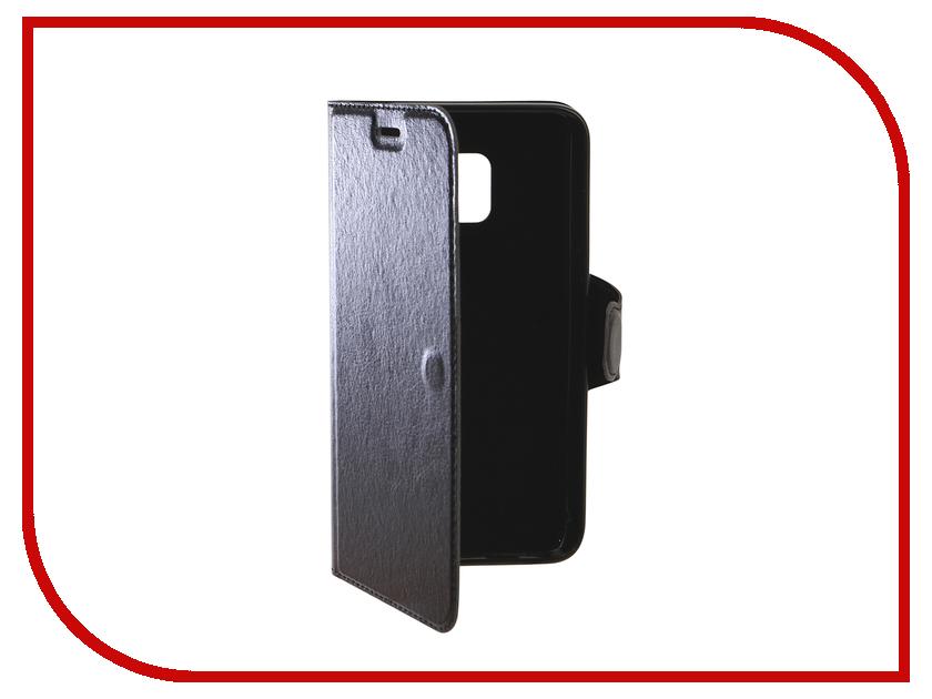 Аксессуар Чехол для Samsung Galaxy J2 Core J260F Red Line Book Type Black УТ000017178 цена и фото
