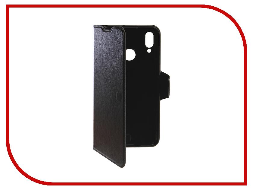 Аксессуар Чехол для Huawei P Smart 2019 Red Line Book Type Black УТ000017136 аксессуар чехол для huawei p smart enjoy 7s red line book type blue ут000014550