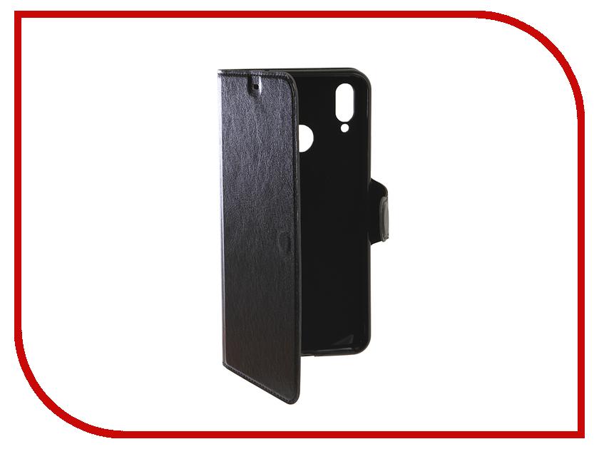 Аксессуар Чехол для Huawei Nova 3i Red Line Book Type Black УТ000017131 аксессуар чехол для huawei p smart enjoy 7s red line book type blue ут000014550