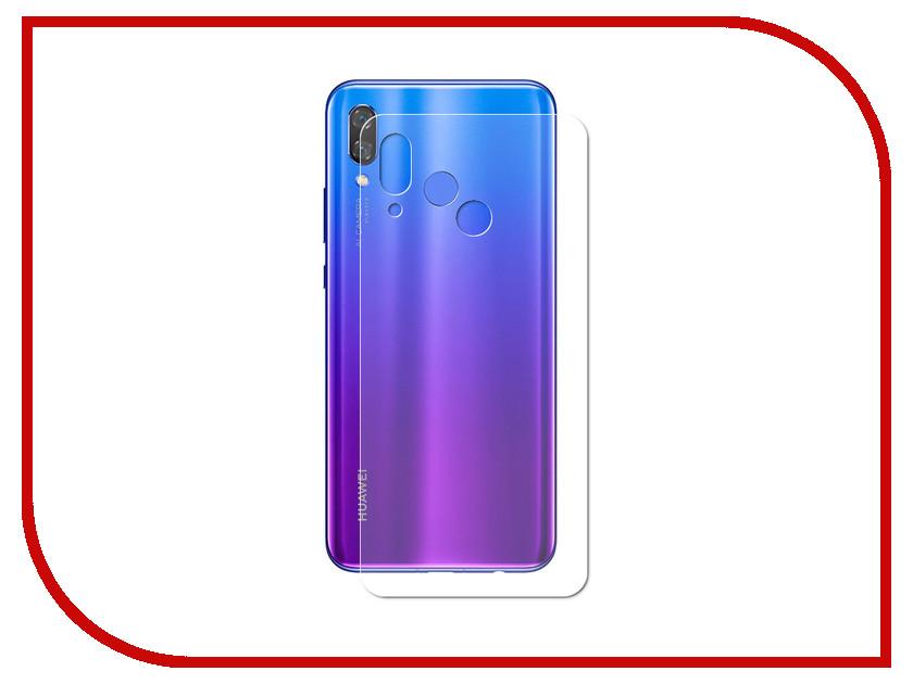 Аксессуар Защитная пленка для Huawei Nova 3 Red Line Back УТ000017247 пленка