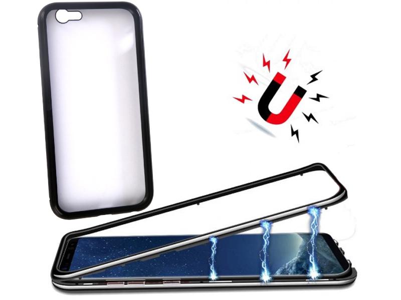 Аксессуар Чехол 360 Strong Magnetic для APPLE iPhone 6/6S Black 90211 аксессуар чехол для apple iphone 7 8 plus 360 strong magnetic silver 90216