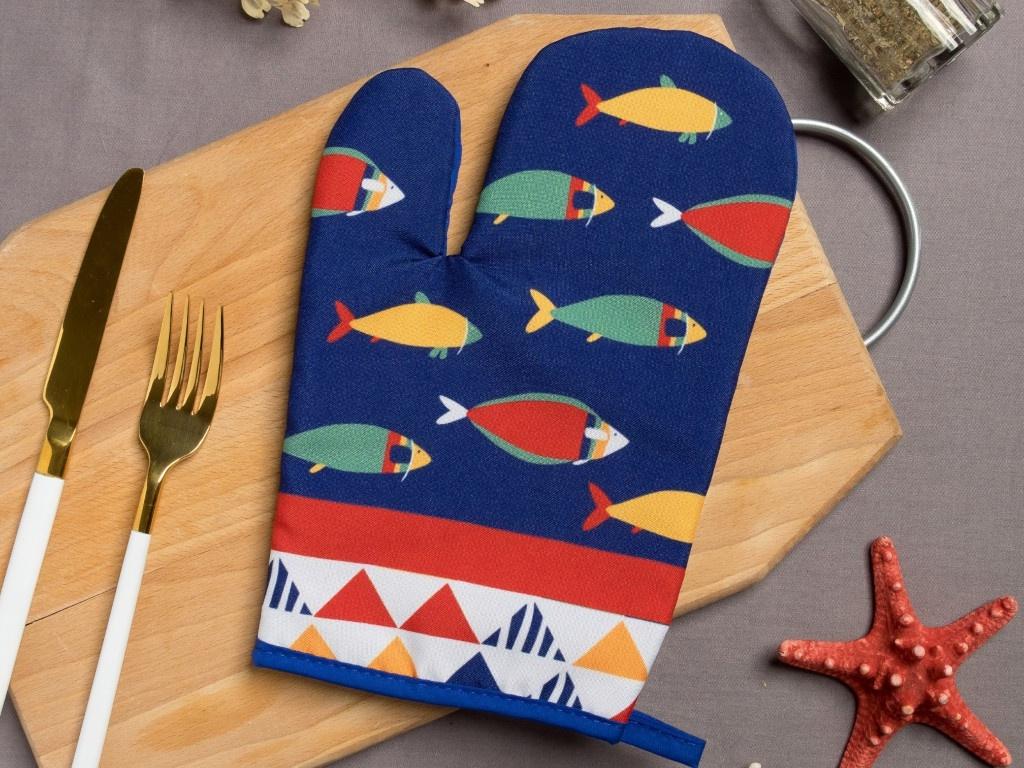 Варежка-прихватка Этель Fish 3782849