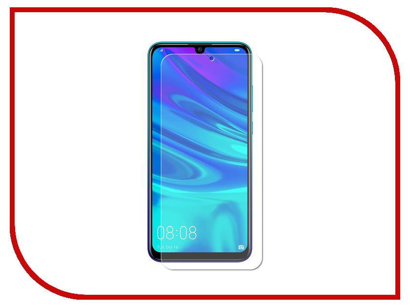 Аксессуар Гибридная защитная пленка Huawei P Smart 2019 Red Line УТ000017253 аксессуар защитная пленка htc desire 820 red line