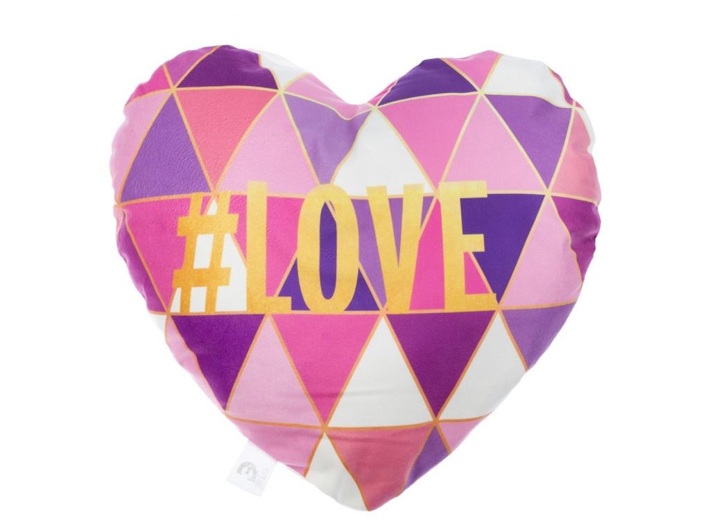Подушка Этель Love 46x40cm 4027799