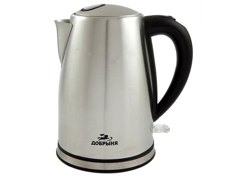 Чайник Добрыня DO-1213 Stainless Steel