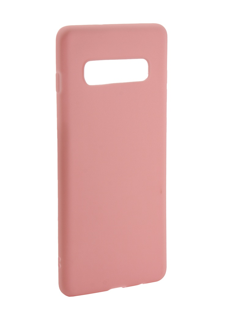 Аксессуар Чехол Zibelino для Samsung Galaxy S10 Plus 2019 Soft Matte Pink ZSM-SAM-S10-PL-PNK аксессуар чехол zibelino для samsung galaxy s10 plus 2019 soft matte red zsm sam s10 pl red