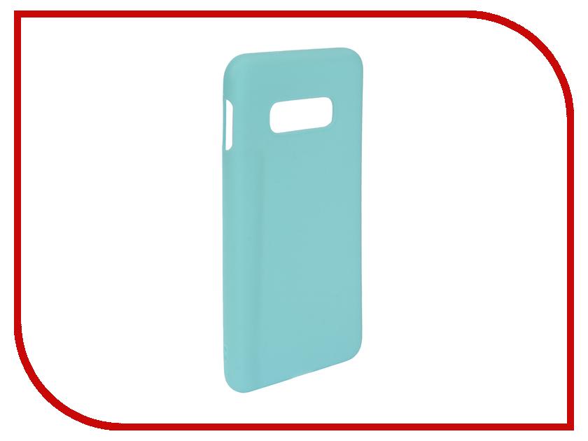 Аксессуар Чехол для Samsung Galaxy S10 Lite 2019 Zibelino Soft Matte Turquoise ZSM-SAM-S10-LT-TQS аксессуар чехол для samsung galaxy a8 plus 2018 a730 zibelino soft matte turquoise zsm sam a730 tqs