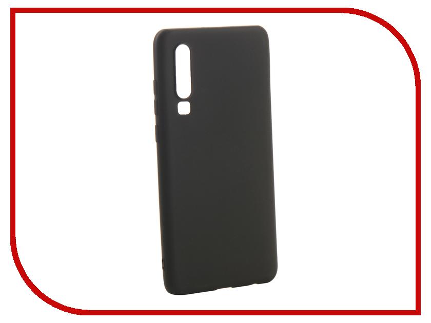 все цены на Аксессуар Чехол для Huawei P30 2019 Zibelino Soft Matte Black ZSM-HUA-P30-BLK