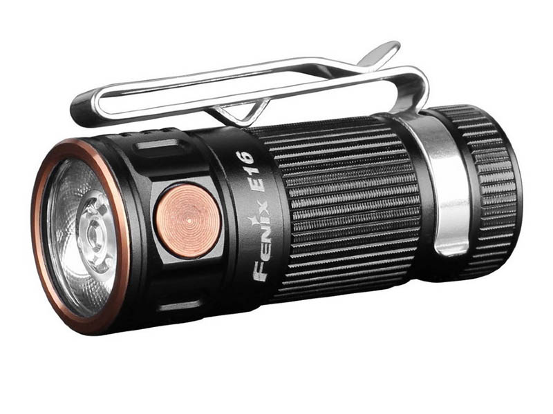 Фонарь Fenix E16 Cree XP-L HI фонарь fenix e15 cree xp g2 r5 led 2016