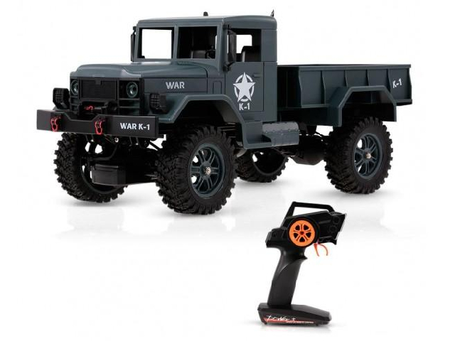 Игрушка WLToys Army Truck 4WD 1:12 WLT-124301