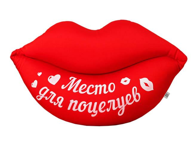 цена на Игрушка антистресс СИМА-ЛЕНД Место для поцелуев 871022
