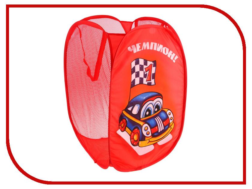 Корзина для игрушек Школа талантов Чемпион 651789 набор для валяния школа талантов мишка в шапочке 6 х 12 5 см