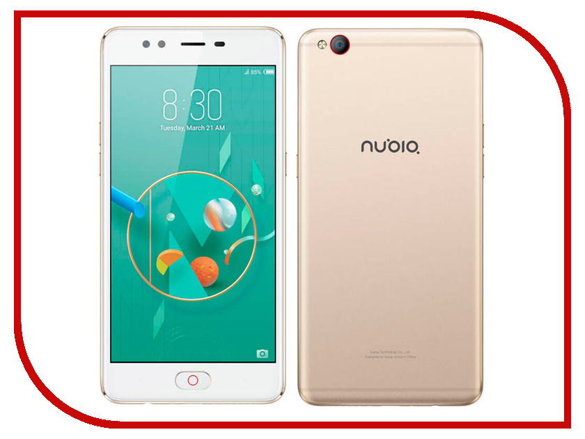 Сотовый телефон ZTE Nubia M2 Lite 64Gb RAM 3Gb Gold howie long football rules and positions in a day for dummies