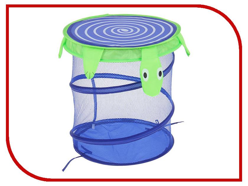 Корзина для игрушек СИМА-ЛЕНД Черепашка 1580309 кухонный набор сима ленд шеф повар хрюша 3505364