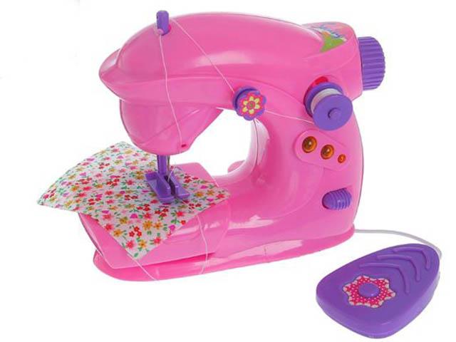 СИМА-ЛЕНД Цветок Швейная машинка 442557