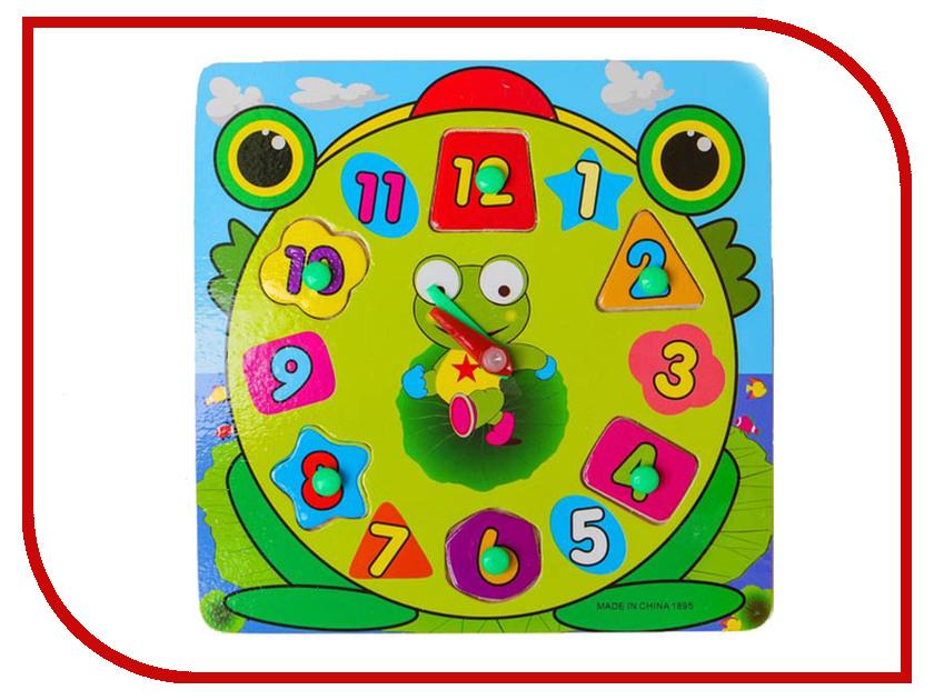 Сортер СИМА-ЛЕНД часы Лягушенок 3800780 часы салонные сима ленд 3192109