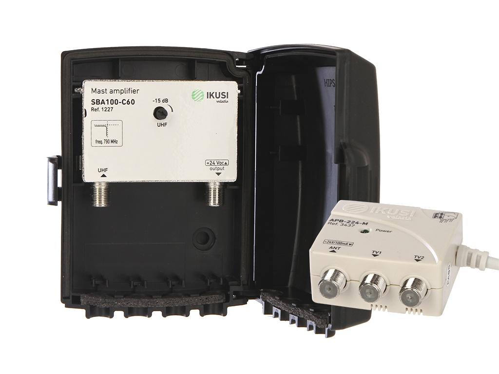Комплект IKUSI SBA-100-C60 + APB-124 цена