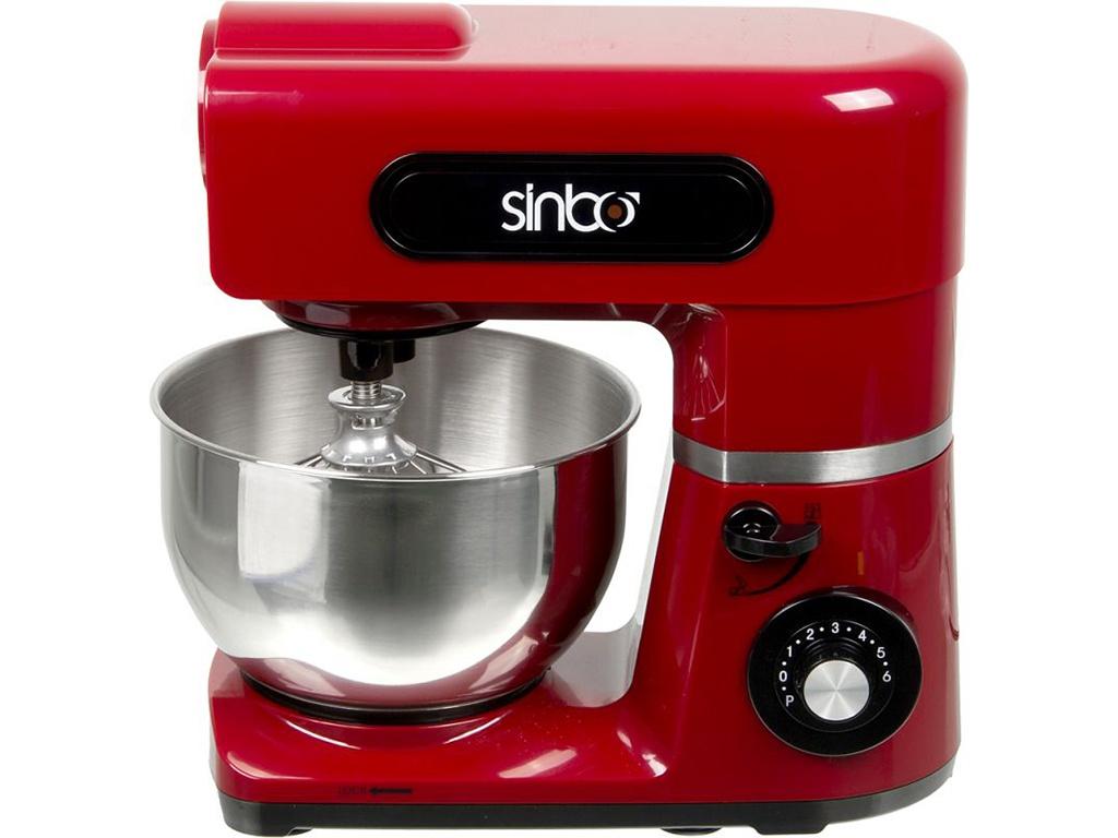 Миксер Sinbo SMX-2743 Red цена и фото