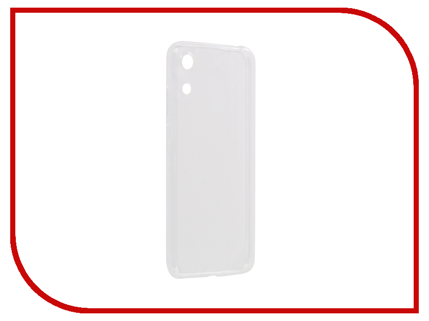 Аксессуар Чехол для Honor 8A Svekla Silicone Transparent SV-HWH8A-WH аксессуар чехол для huawei honor note 10 gecko transparent white s g huahnote10 wh