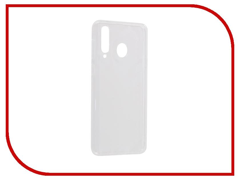 Аксессуар Чехол для Samsung Galaxy A8S Svekla Silicone Transparent SV-SGA8S-WH цена