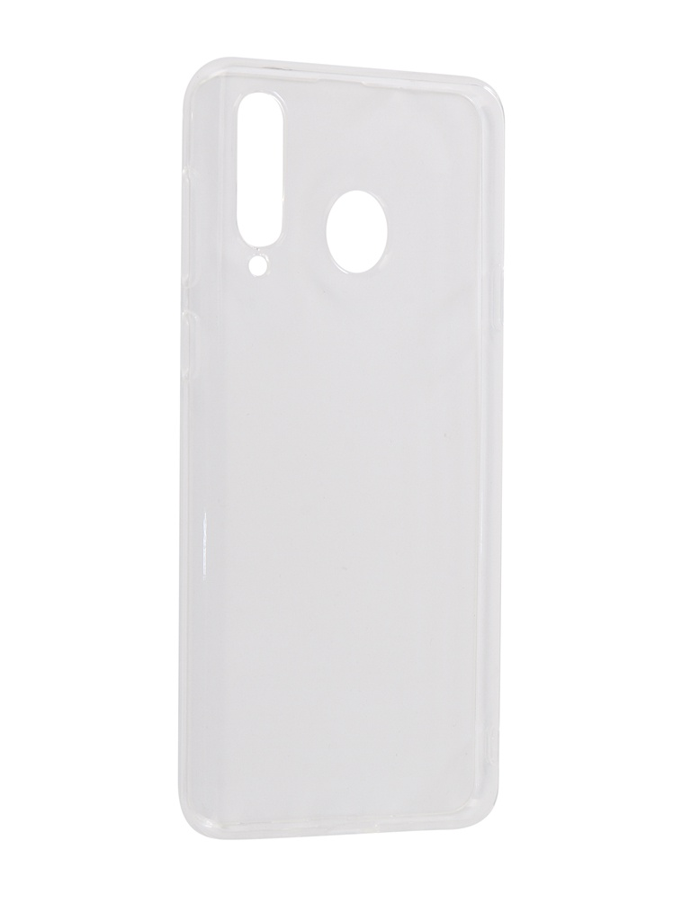 Аксессуар Чехол для Samsung Galaxy A8S Svekla Silicone Transparent SV-SGA8S-WH аксессуар чехол для xiaomi redmi note 5 svekla silicone transparent sv xiredn5 wh