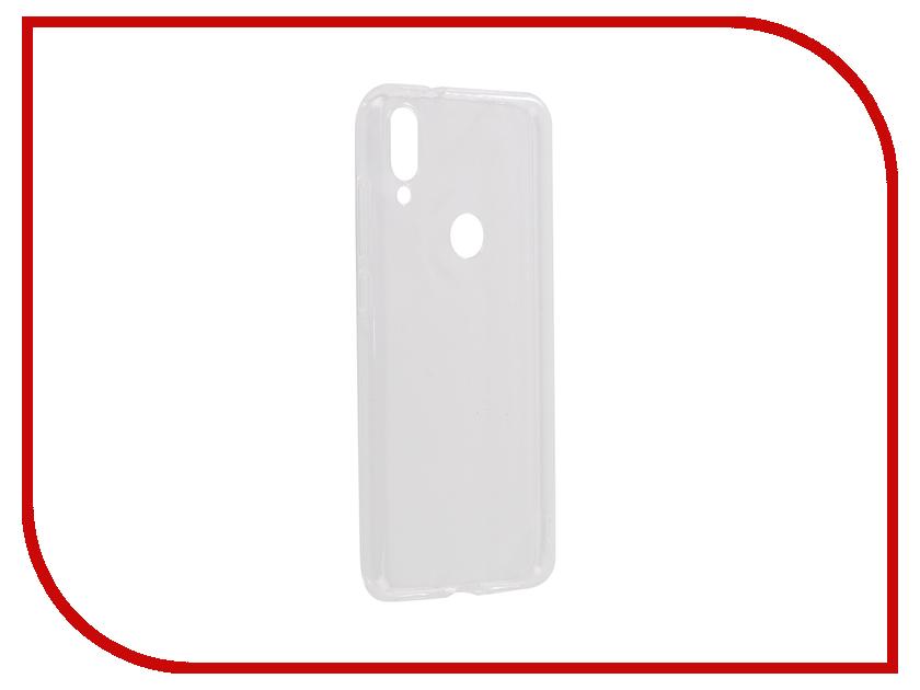 Аксессуар Чехол для Xiaomi Mi Play Svekla Silicone Transparent SV-XIMIPLAY-WH цена