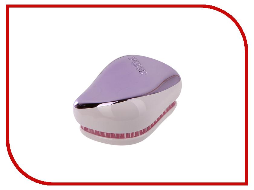Расческа Tangle Teezer Compact Styler Lilac Gleam 2150 t shirt polo short sleeve greg g134 lilac lilac