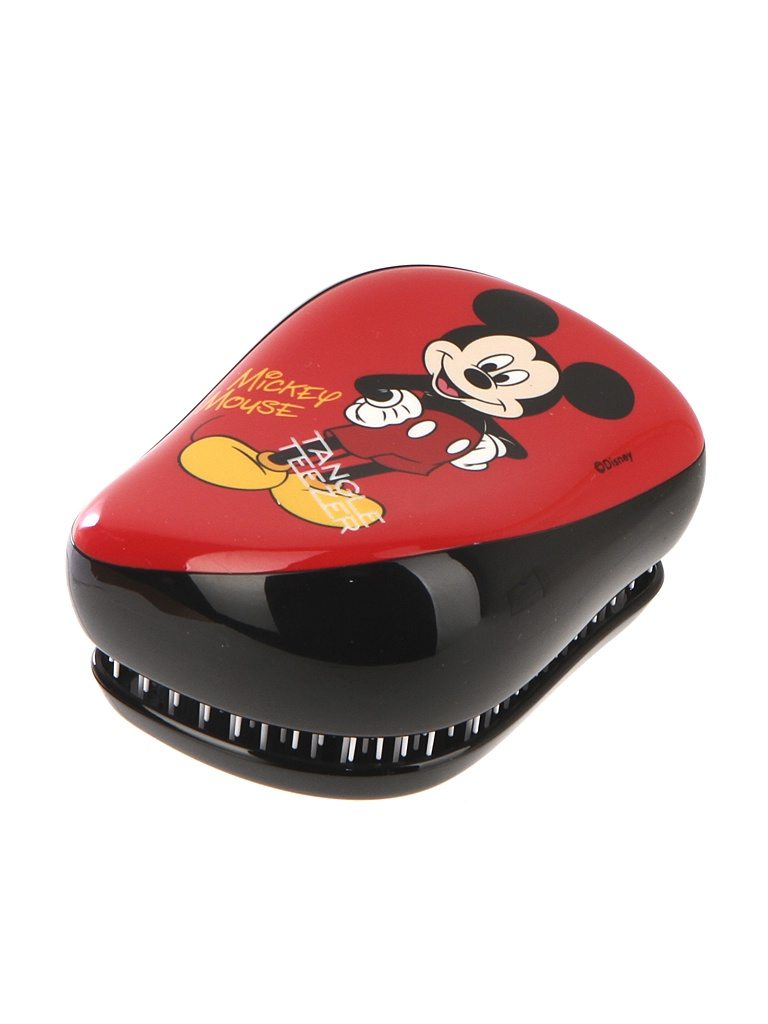 Расческа Tangle Teezer Compact Styler Mickey Mouse 2121 original mickey minnie plush mickey toys 48cm pelucia stuffed doll animals toy dolls gift