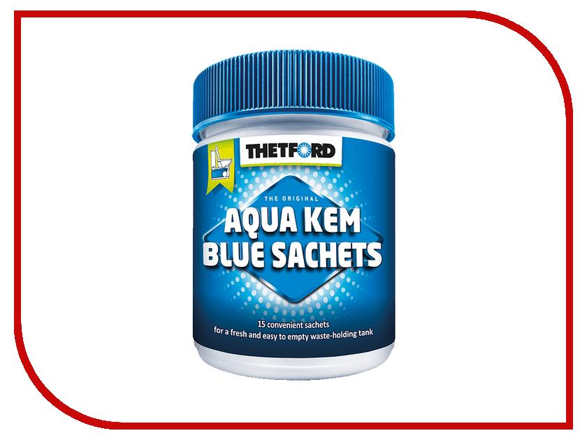 цена на Порошок для биотуалета Thetford Aqua Kem Blue Sachets