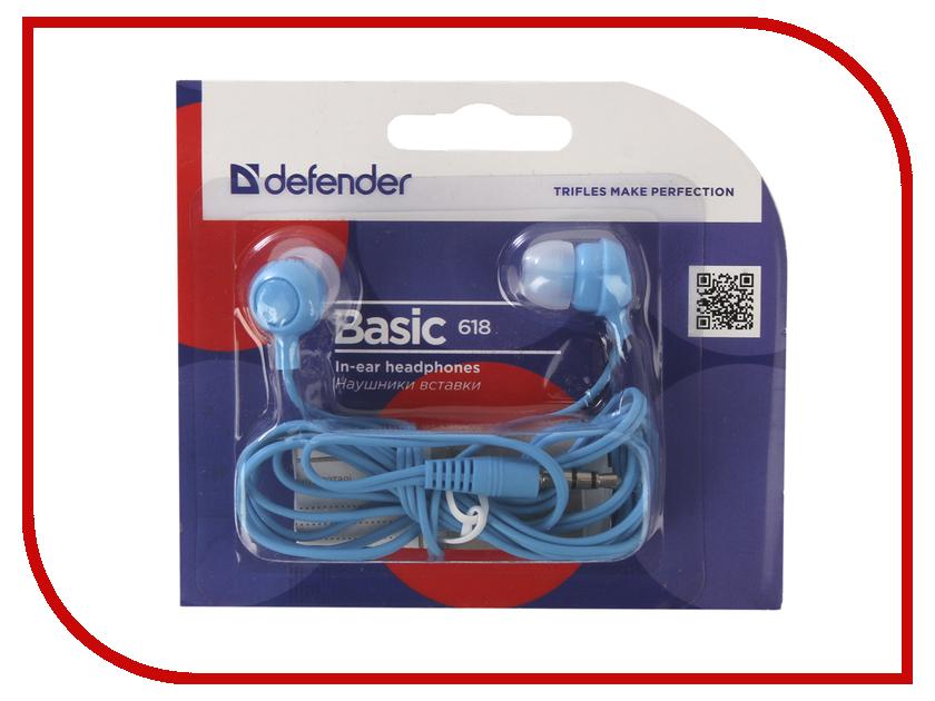 Defender Basic 618 Blue 63628 от Defender