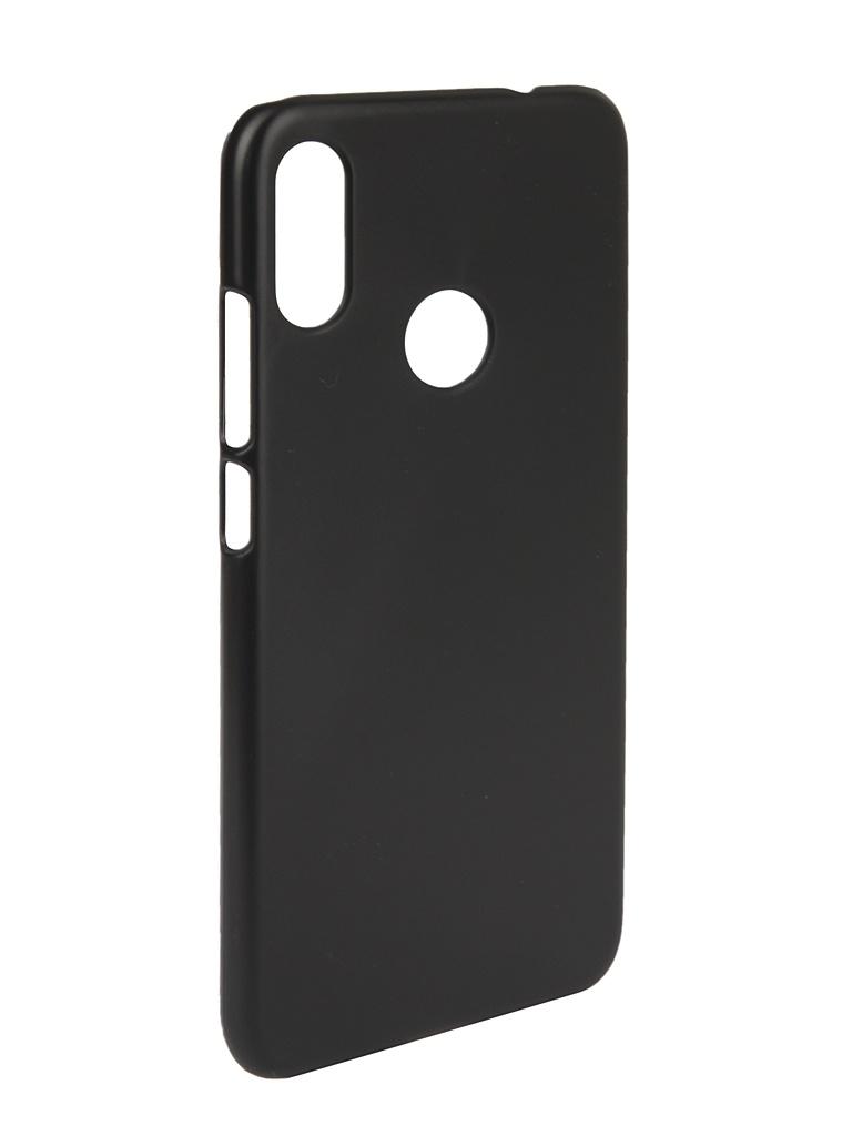 Аксессуар Чехол Zibelino для Xiaomi Redmi Note 7 Hard Plast Black ZHP-XIA-NOT7-BLK аксессуар чехол xiaomi redmi note 5a snoogy иск кожа black sn xia n5a blk lth