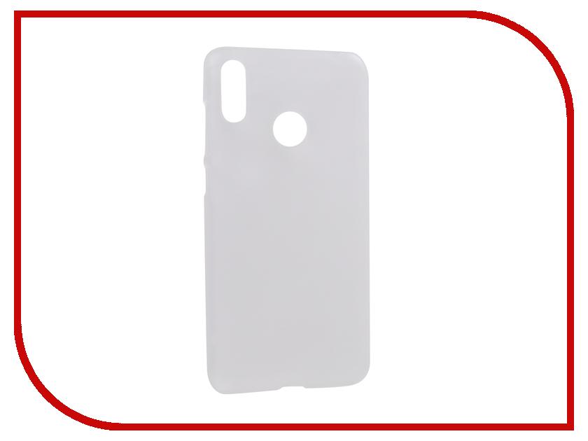 Аксессуар Чехол для ASUS ZenFone Max Pro M2 ZB631KL 2018 Zibelino Hard Plast Transparent ZHP-ASU-ZB631KL-TRN