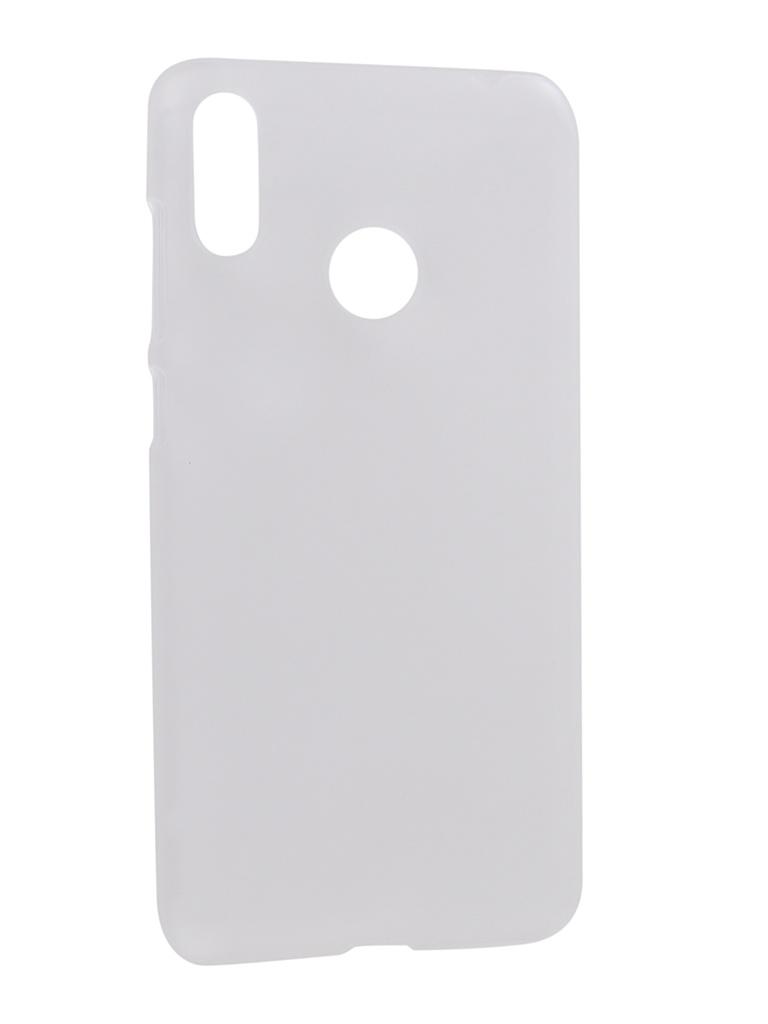 Аксессуар Чехол Zibelino для ASUS ZenFone Max Pro M2 ZB631KL 2018 Hard Plast Transparent ZHP-ASU-ZB631KL-TRN