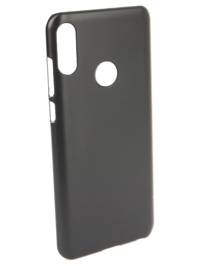 Аксессуар Чехол Zibelino для ASUS ZenFone Max Pro M2 ZB631KL 2018 Hard Plast Black ZHP-ASU-ZB631KL-BLK аксессуар чехол zibelino для vivo y83 y81 hard plast black zhp viv y83 blk
