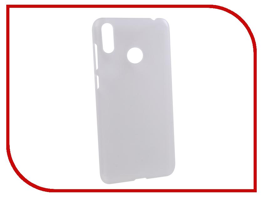 Аксессуар Чехол для ASUS ZenFone Max M2 ZB633KL 2018 Zibelino Hard Plast Transparent ZHP-ASU-ZB633KL-TRN